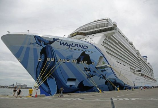 buque Norwegian Bliss
