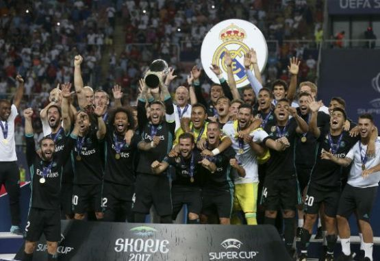 real madrid campeon supercopa