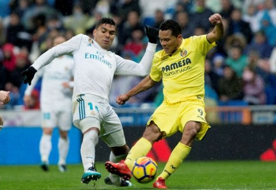 Real Madrid pierde ante el Villareal