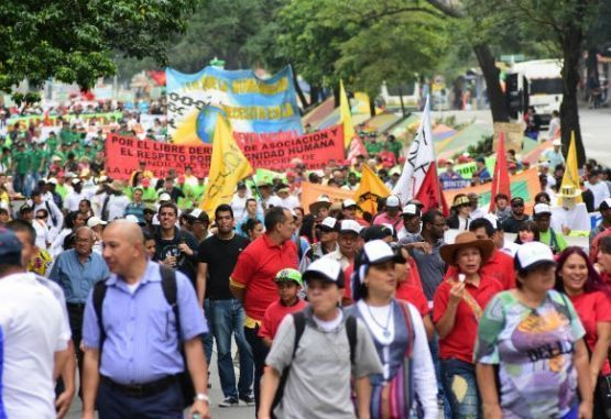 marchas colombia