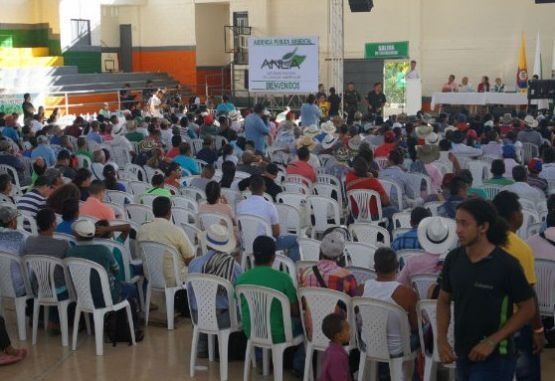 Audiencia ambiental ANLA