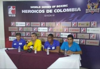 Equipo Heroicos Colombia