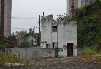 Ruinas del edificio Space