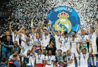Real Madrid campeon Kiev