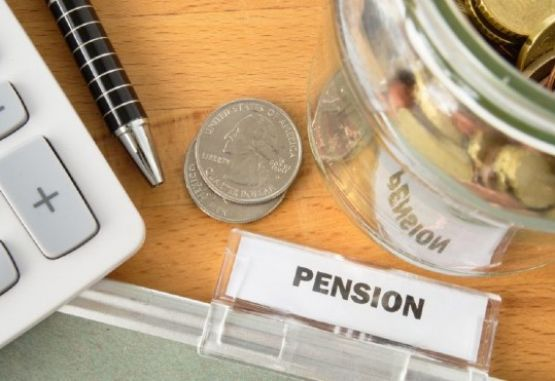 Pension web