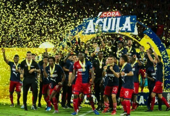 DIM campeon Copa Colombia