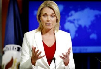 Heather Nauert, Departamento de Estado